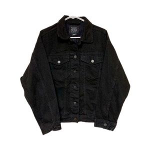 Urban Outfitters Jackets & Coats - Urban Outfitters BDG Black Denim Jacket Medium